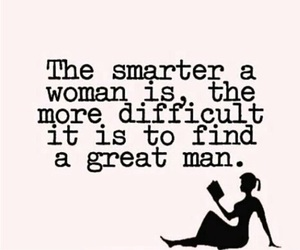 quotes, smart, and woman image