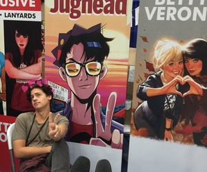 cole sprouse and jughead image
