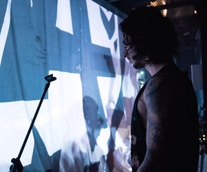 bands, concert, and asking alexandria image