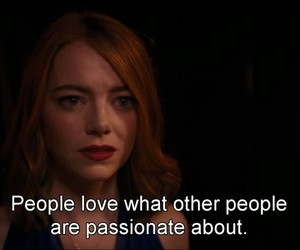 la la land, movie, and quotes image