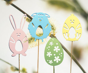 craft, diy, and easter image