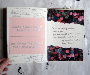 journal, art, and indie image