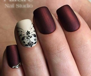 chic, fashion, and manicure image