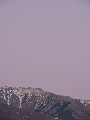 Dream, lilac, and mountain image