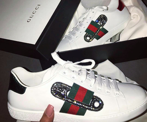 shoes, gucci, and luxury image