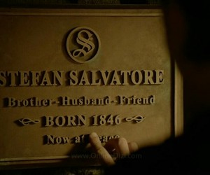 rip, stefan salvatore, and tvdforever image