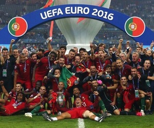 portugal, euro 2016, and football image