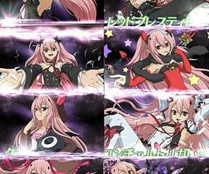 anime, girl, and vampire image