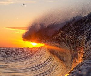 amazing, force, and ocean image