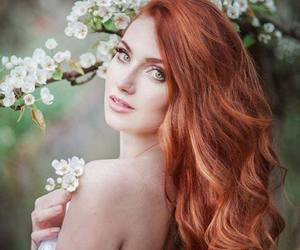 eyes redhead wow match image
