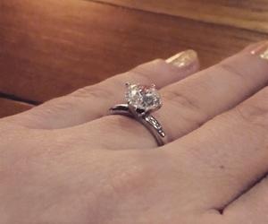 diamond, ring, and myman image