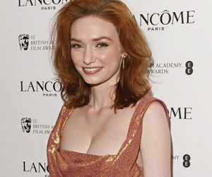 actress, beautiful, and ginger hair image