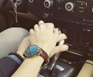 bmw, car, and couple image