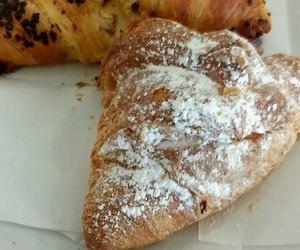 breakfast, croissan, and food image