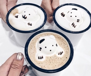 coffee, cute, and drink image