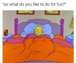 meme, funny, and sleep image