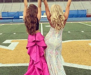 best friends, dress, and goals image
