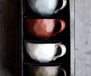 cup, photography, and tea image