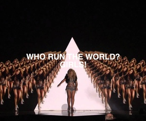 queen bey, run the world girls, and beyoncé image