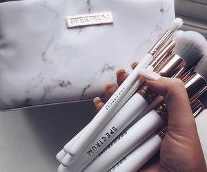 bag, cosmetic, and lush image
