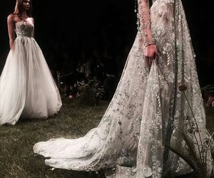 chic, paolo sebastian, and dress image