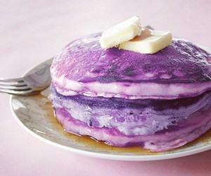 dulce, purple, and creps image