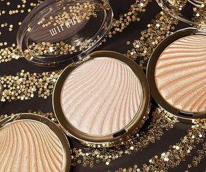 beauty, glitter, and milani cosmetics image