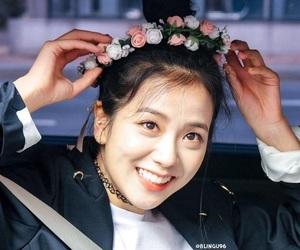 jisoo, blackpink, and kpop image