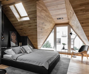 house, bedroom, and design image