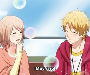 amor, nijiro days, and anime image