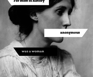 virginia woolf, feminism, and woman image