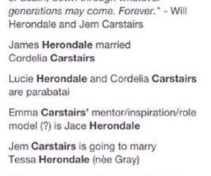 family ties, jace herondale, and jem carstairs image