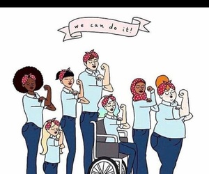woman, feminism, and equality image