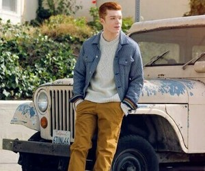 gallagher, shameless, and cameron monaghan image