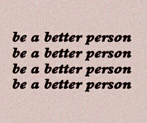 be, person, and whi image