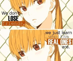 anime, my little monster, and quotes image