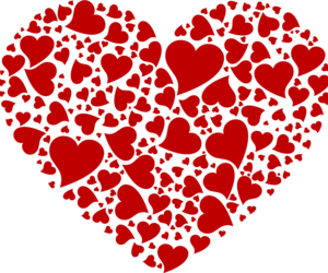 heart and love image