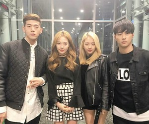 kpop and k.a.r.d image