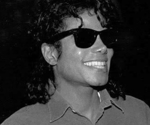 curls, hair, and michael jackson image