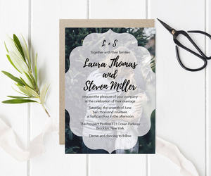 etsy, custom invitations, and editable invitation image