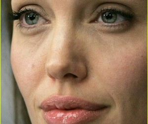 Angelina Jolie, natural beauty, and angie image