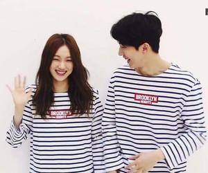 kpop, kdrama, and swag couple image