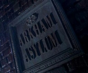 alternative, arkham, and asylum image