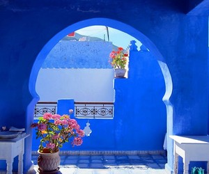 morocco, chefchaouen, and pictures image