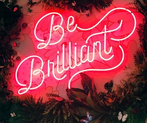 neon, brilliant, and lights image
