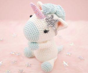 amigurumi, crochet, and tejido image