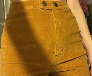 beauty, brown, and outfit image