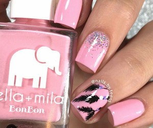 Dream, nails, and girly image