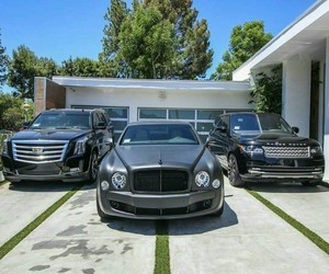 Bentley, boss, and cadillac image
