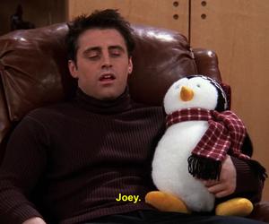 Joey, sleep, and tv show image